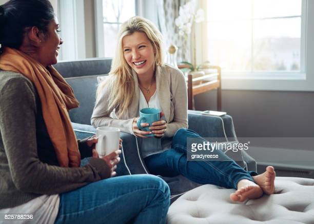 the best coffee is the one we drink with friends - friendship stock pictures, royalty-free photos & images