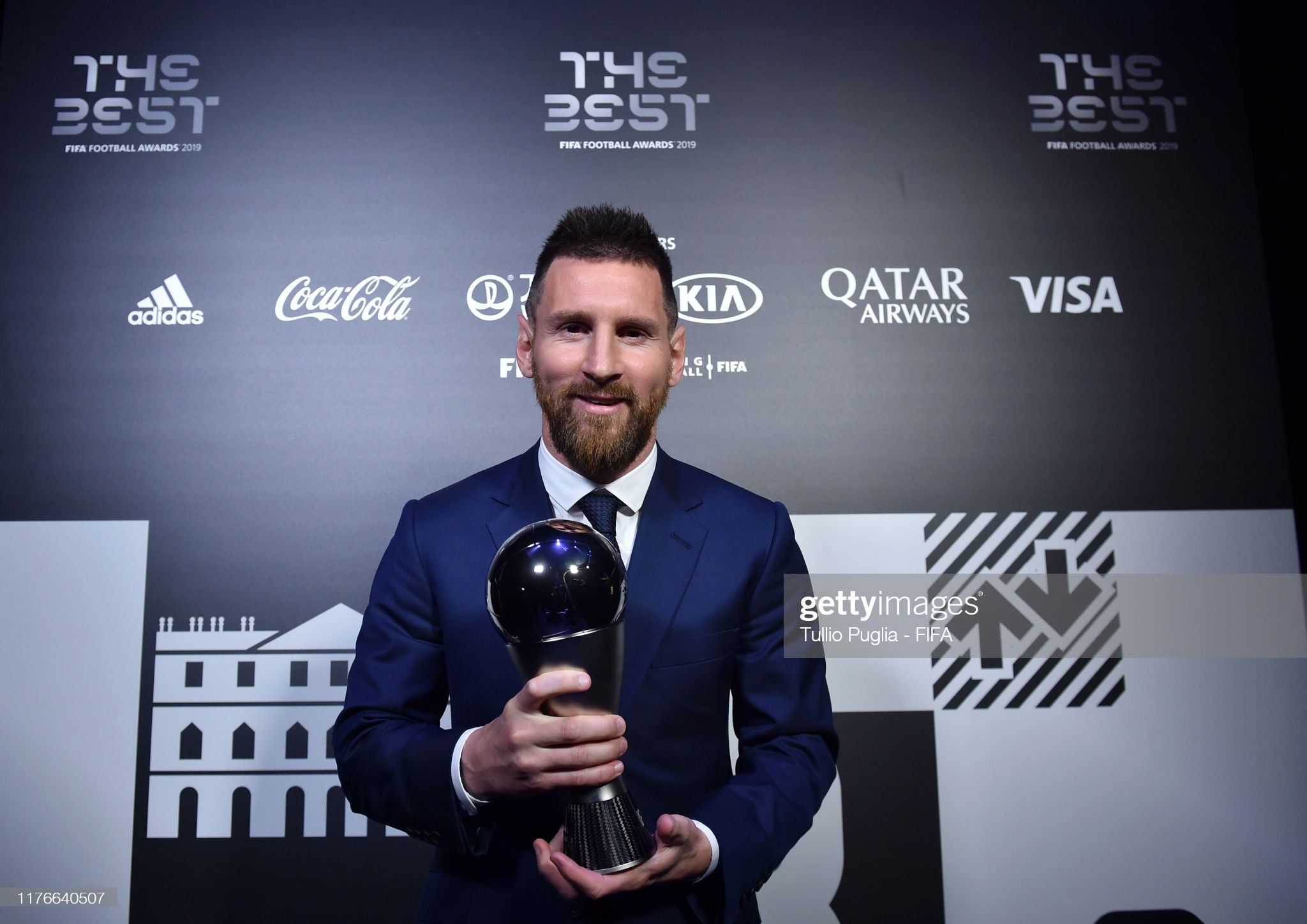 The Best FIFA Football Awards 2019 The-best-fifa-mens-player-award-winner-lionel-messi-of-fc-barcelona-picture-id1176640507?s=2048x2048