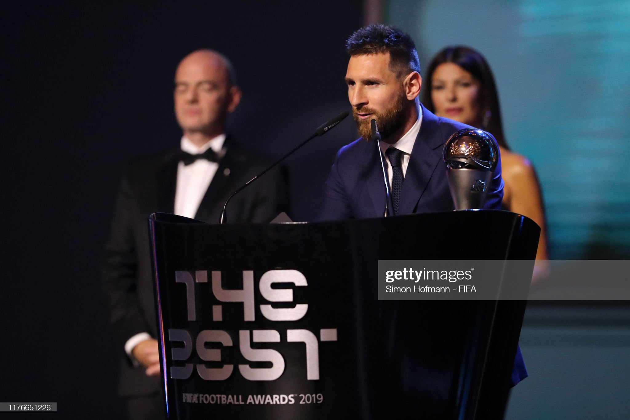 The Best FIFA Football Awards 2019 The-best-fifa-mens-player-award-winnrer-lionel-messi-of-fc-barcelona-picture-id1176651226?s=2048x2048