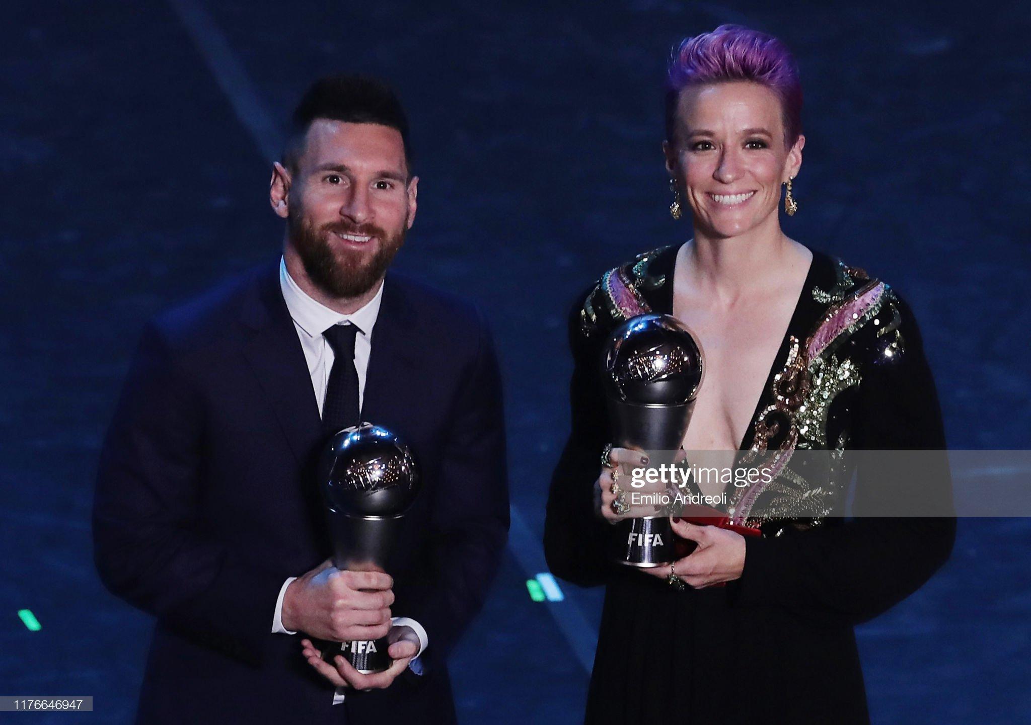 Did Lionel Messi deserve FIFA best player award?