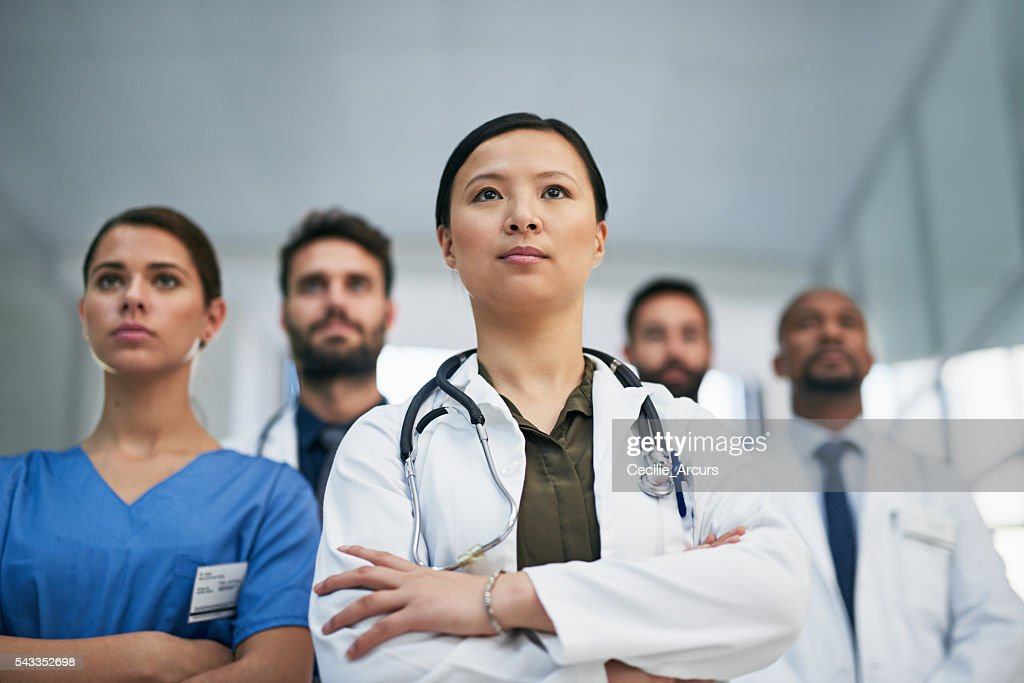 the best physicians in the field ストックフォト getty images