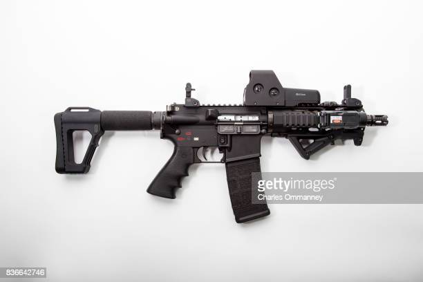 'The Best Sellers' Five of the current best selling weapons legally bought over the counter with a driving license in the USA on the 19th February...