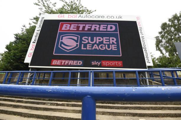 GBR: Salford Red Devils v Hull FC - Betfred Super League