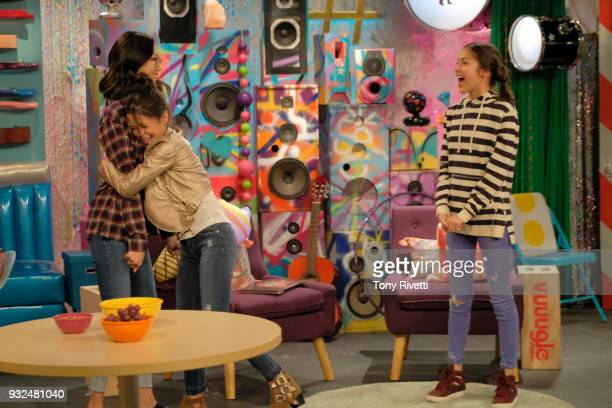 BIZAARDVARK 'The BFF ' When Paige's childhood best friend Izzy comes to town Paige becomes envious of how well Frankie and Izzy hit it off and starts...