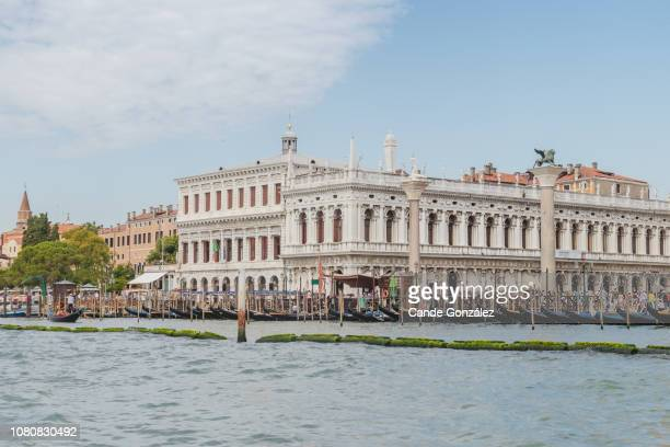 the biblioteca nazionale marciana or san marcos - {{asset.href}} stock pictures, royalty-free photos & images