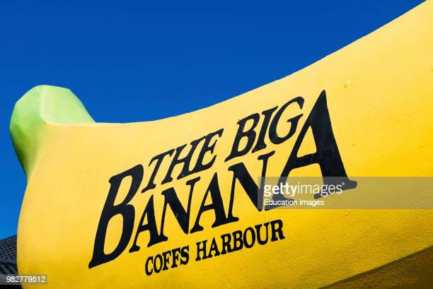 the Big Banana Coffs Harbour New South Wales Australia