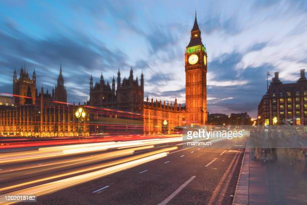 the big ben in london - central london stock pictures, royalty-free photos & images