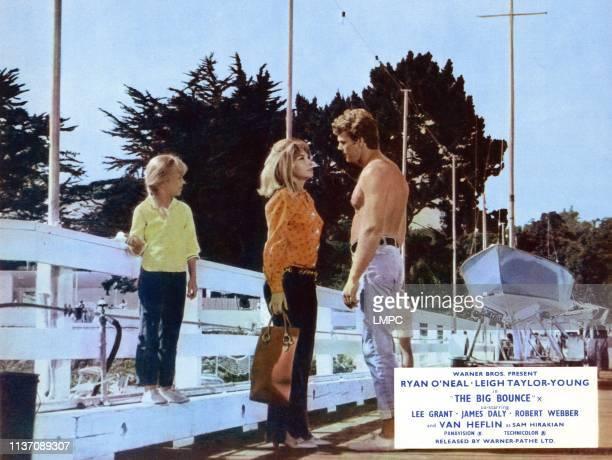 Cindy Eilbacher Lee Grant Ryan O'Neal 1969