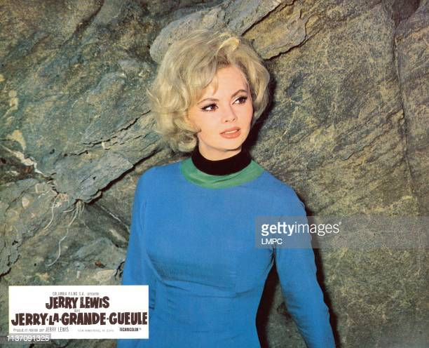 The Big Mouth lobbycard Jeannine Riley 1967