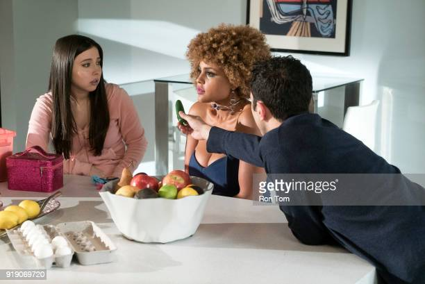 TOGETHER The Big One When Esther freaks out about the Big One Benji dismisses her Midwestern panic Benjis sister later arrives with her friends one...