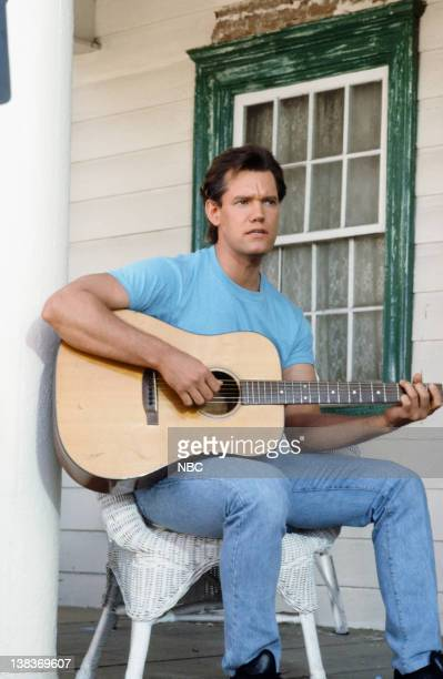 MATLOCK 'The Big Payoff' Episode 16 Pictured Randy Travis as Billy Wheeler
