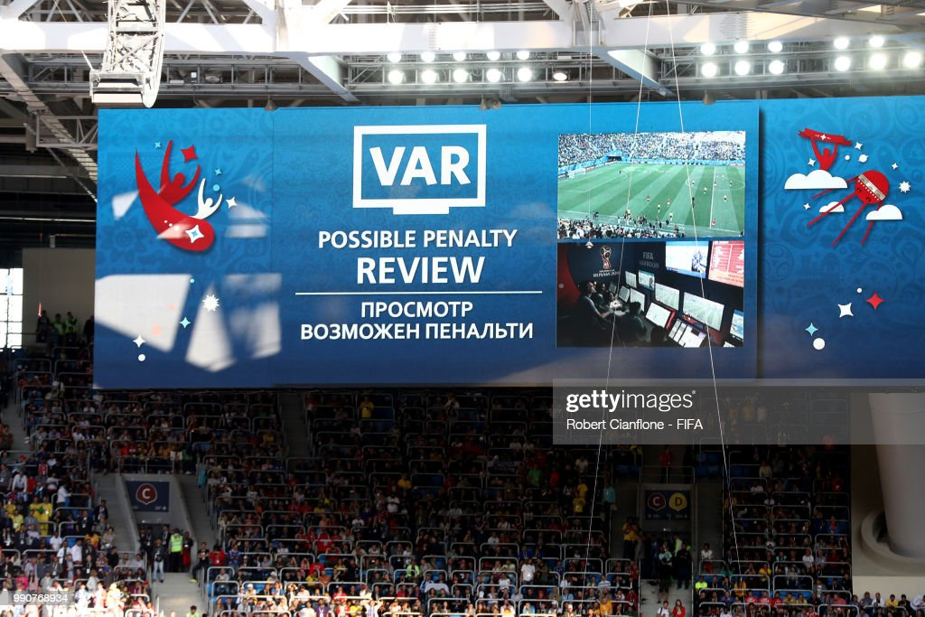Sweden v Switzerland: Round of 16 - 2018 FIFA World Cup Russia : News Photo