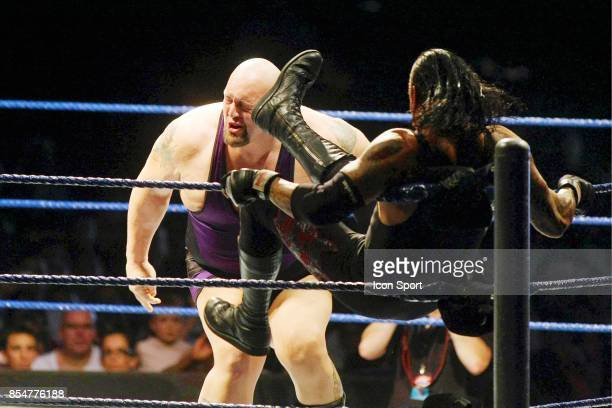 UNDERTAKER / The BIG SHOW WWE Smackdown et ECW Live Tour Palais Nikaia de Nice
