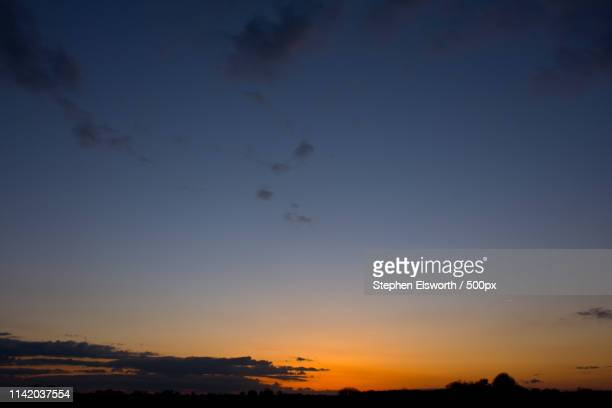 the big skies of lincolnshire - boston lincolnshire stock photos and pictures
