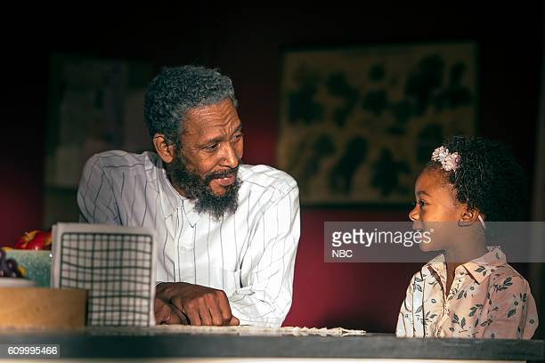 US 'The Big Three' Episode 102 Pictured Ron Cephas Jones as William Faithe Herman as Annie