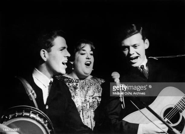 The Big Three perform live circa 1963