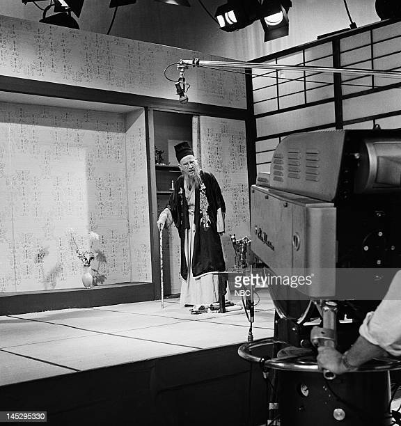 HOUR 'The Big Wave' Episode 202 Pictured Hume Cronyn as Wise Old Gentleman Photo by NBC/NBCU Photo Bank via Getty Images