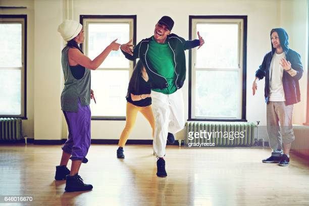 the biggest dance fans - battle stock pictures, royalty-free photos & images