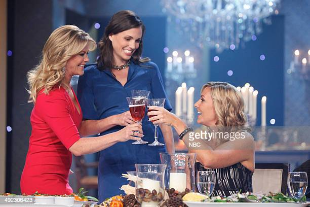 LOSER 'The Biggest Loser Where Are They Now' Pictured Alison Sweeney Aida Mollenkamp Hannah Curlee