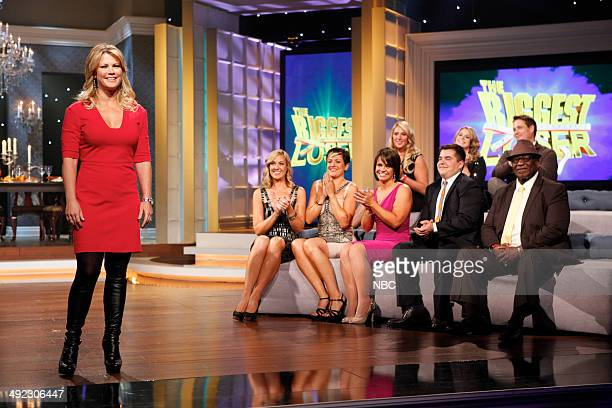 LOSER 'The Biggest Loser Where Are They Now' Pictured Alison Sweeney Hannah Curlee Olivia Ward Ali Vincent Tara Costa Jesse Atkins Abby Rike Danny...
