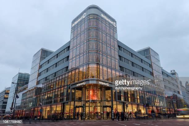 ユトレヒト、オランダのデ ・ バイエンコルフ デパート - ユトレヒト ストックフォトと画像