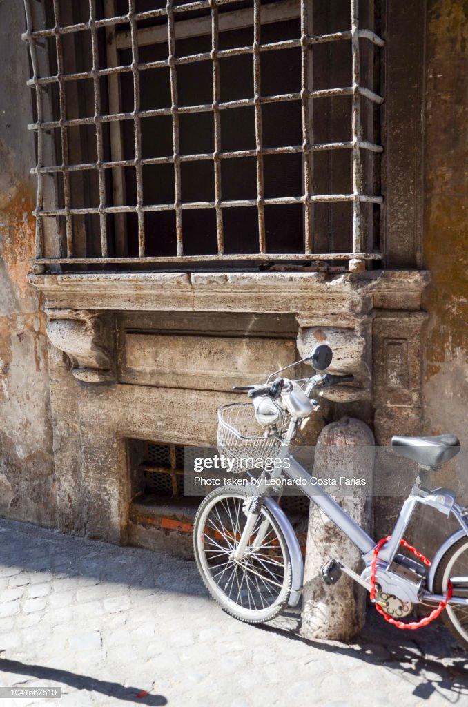 The Bike : Stock Photo