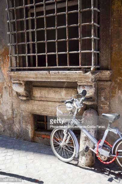 the bike - leonardo costa farias stock photos and pictures
