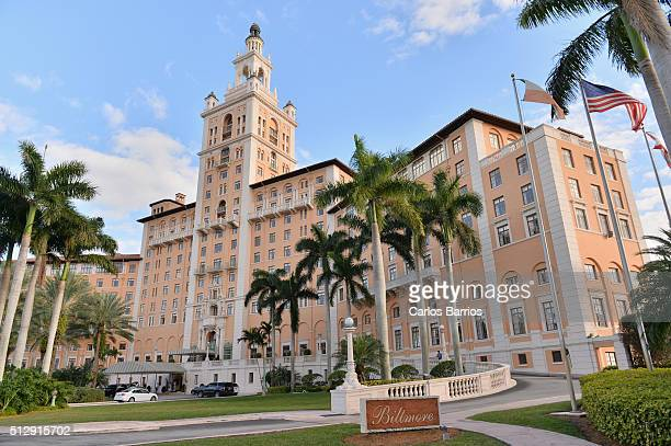 The Biltmore Hotel Miami Coral Gables hosts Goya Foods' Swine Wine Presented By The National Pork Board Hosted By Lorena Garcia 2016 Food Network...