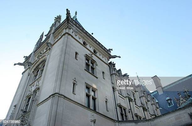 The Biltmore house is a French Renaissanceinspired chateau near Asheville North Carolina built by George Washington Vanderbilt II between 1888 and...