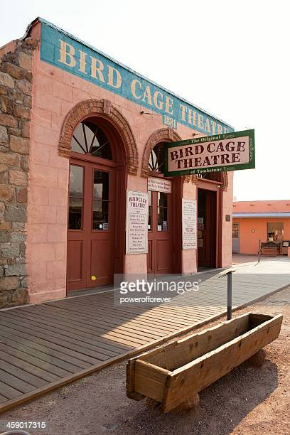 The Bird Cage Theatre - Tombstone, Arizona
