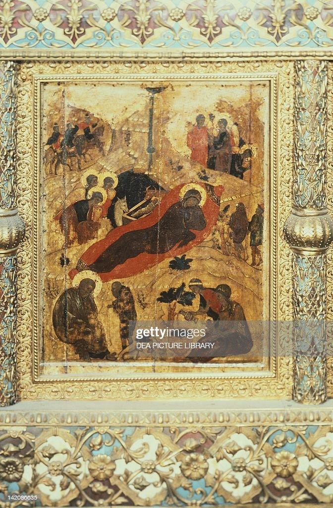 The Birth of Christ, 1405 : News Photo