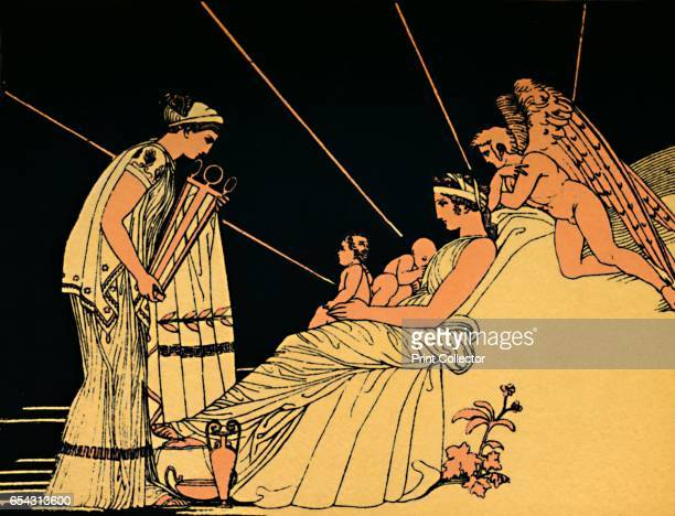 The Birthday Gifts of Phoebus 1880 Phoebus is one of the Olympian deities in Greek and Roman mythology From Stories from the Greek Tragedies by the...