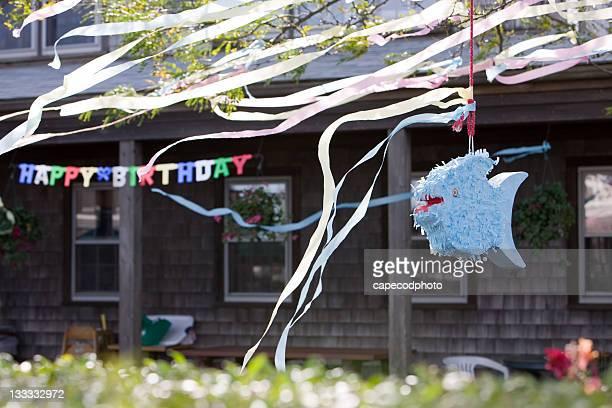 Der Geburtstag Piñata