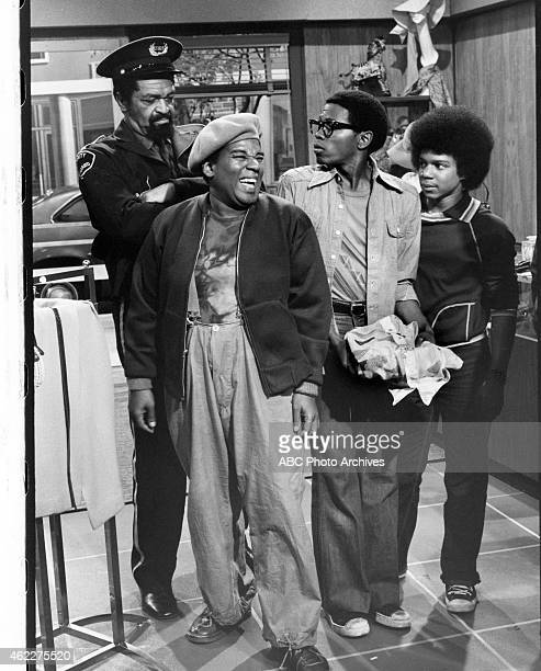 "The Birthday Present"" - Airdate: August 12, 1976. L-R: ROZELLE GAYLE;FRED BERRY;ERNEST THOMAS;HAYWOOD NELSON"