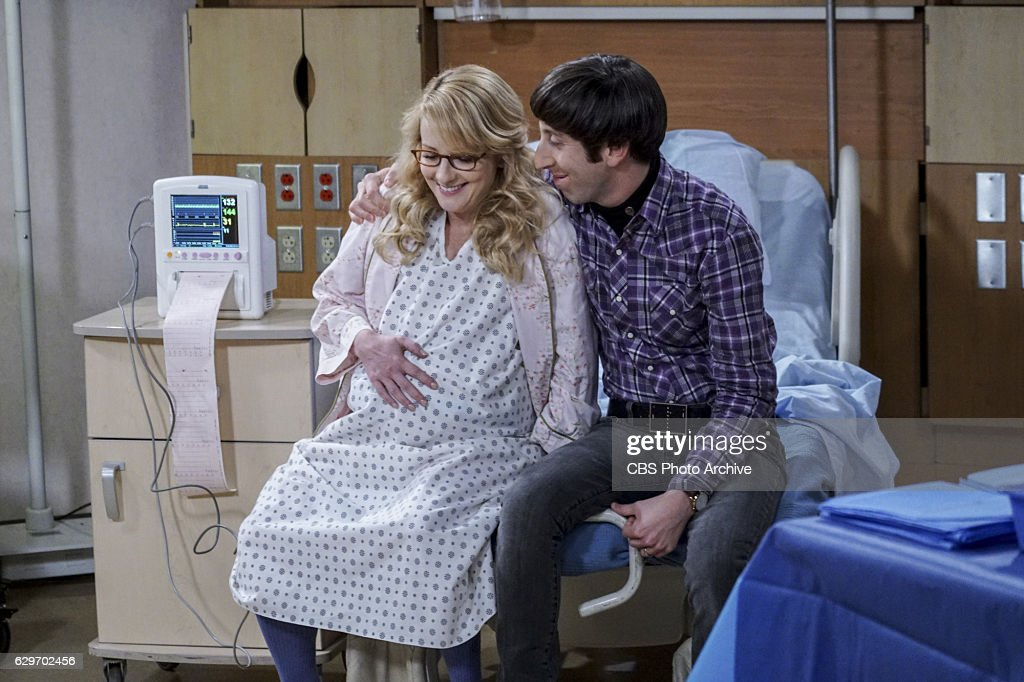 The Big Bang Theory : News Photo
