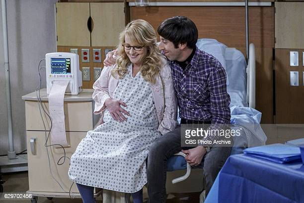 'The Birthday Synchronicity' Pictured Bernadette and Howard Wolowitz Howard and Bernadette welcome their new baby and Sheldon and Amy celebrate Amy's...