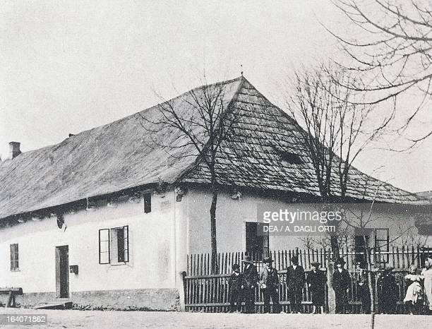 The birthplace of the composer Gustav Mahler in Kalischt Czech Republic Vienna Historisches Museum Der Stadt Wien