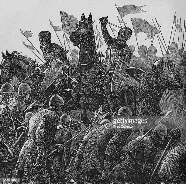 The Bishop of Durham's Charge at Falkirk' 22 July 1298 The Battle of Falkirk took place on 22 July 1298 and was one of the major battles in the First...