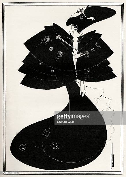 The Black Cape Aubrey Beardsley s illustration for Salome by Oscar Wilde first performed in England on 10 May 1905 Richard Strauss s opera based on...