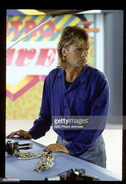 MACGYVER The Black Corsage Airdate October 2 1989 ANDERSON