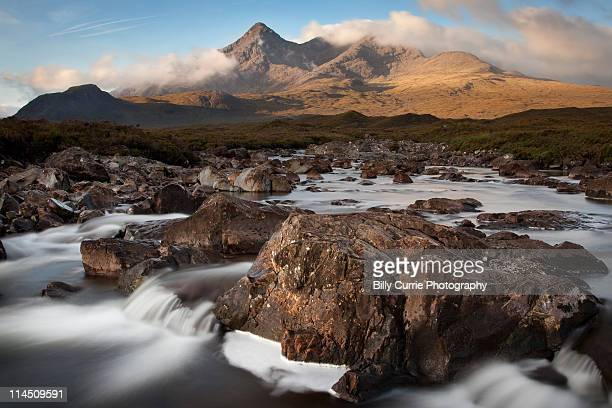 The Black Cuillin Mountains