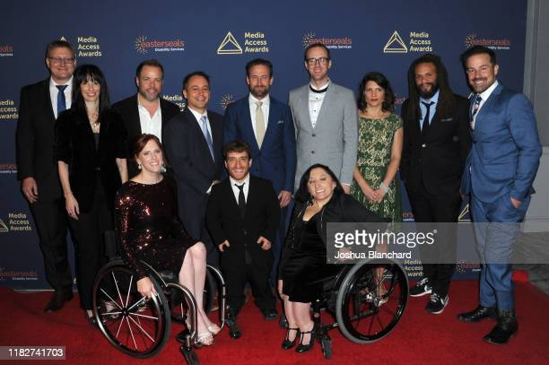 The Black List in partnership with the Media Access Awards Easterseals and the Writers Guild of America Writers with Disabilities Committee...