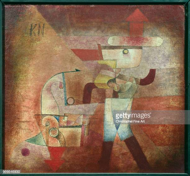 KN the blacksmith Klee Paul Center Pompidou National Museum of Modern Art France