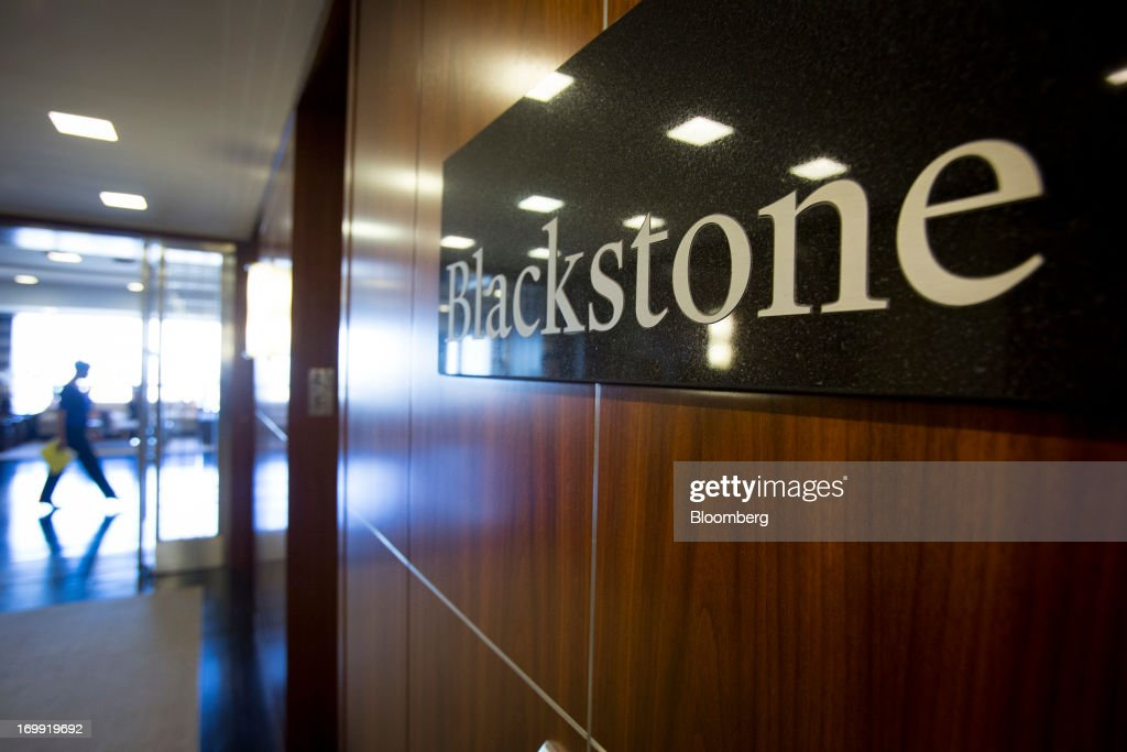 Blackstone Group LP Chief Executive Officer Stephen Schwarzman Exclusive Interview : News Photo