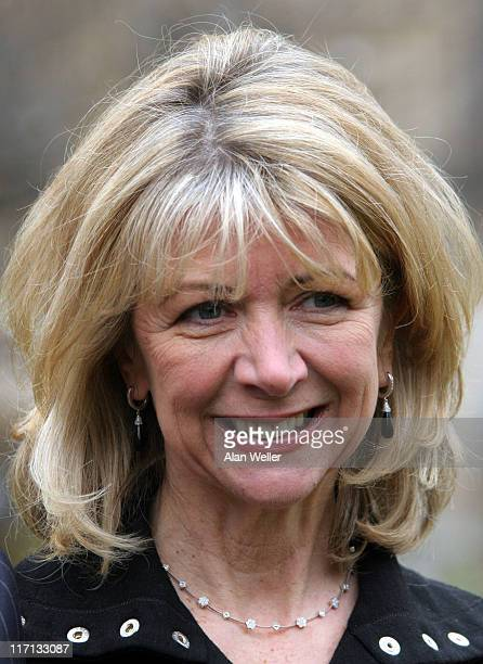 Marsha Fitzalan during The New Statesman Episode 2006 The Blair B'Stard Project London Photocall at The Atrium in London Great Britain