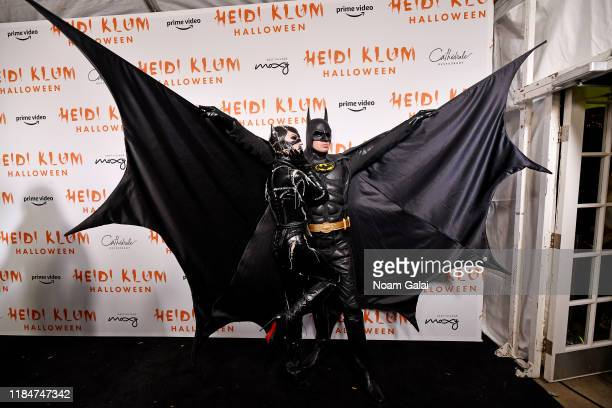 The Blonds attend Heidi Klum's 20th Annual Halloween Party presented by Amazon Prime Video and SVEDKA Vodka at Cathédrale New York on October 31 2019...