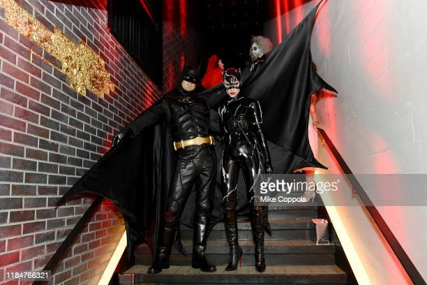 The Blonds attend Heidi Klum's 20th Annual Halloween Party presented by Amazon Prime Video and SVEDKA Vodka at Cathédrale New York on October 31,...