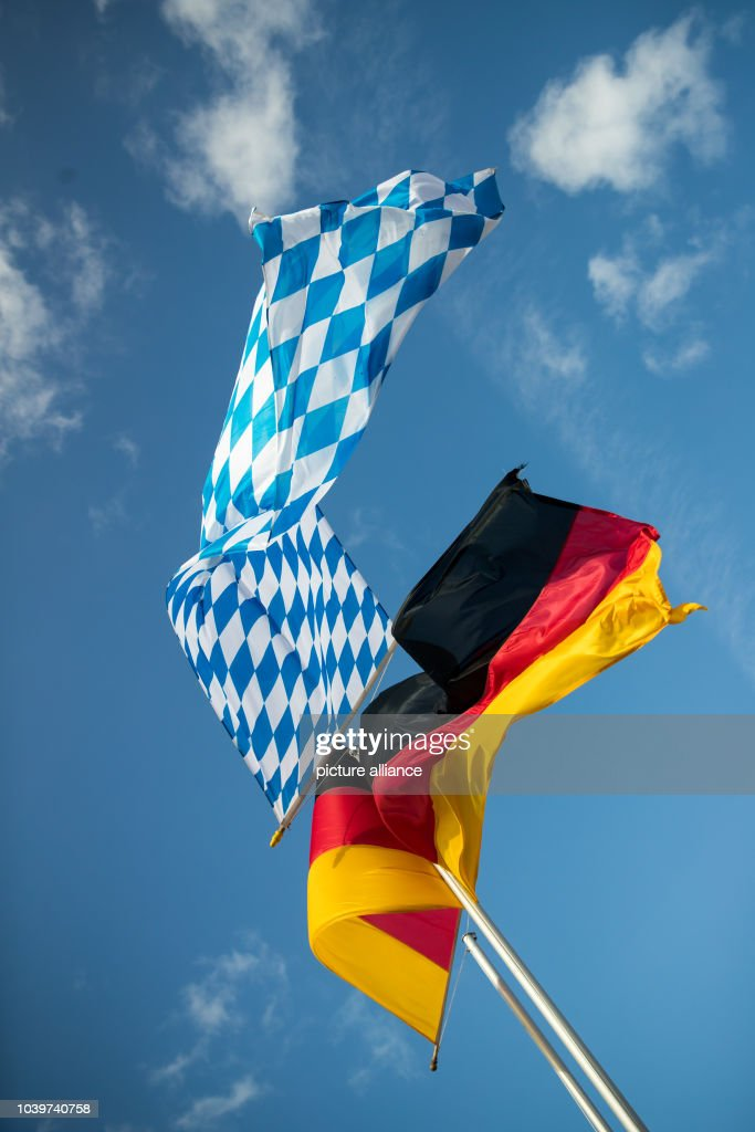 Bavarian And German Flag Pictures Getty Images