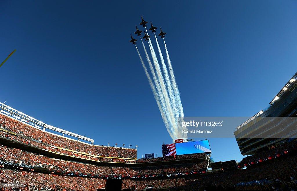 Super Bowl 50 - Carolina Panthers v Denver Broncos : News Photo
