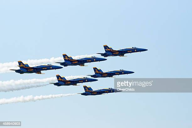 The Blue Angels.